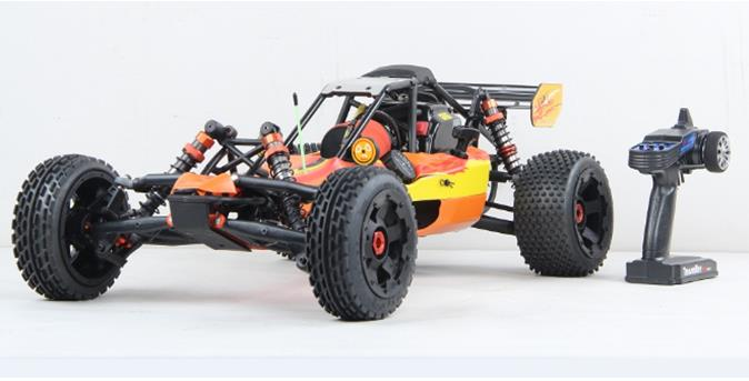 1/5 scale 26cc 2WD gas powered RC baja 5b RTR Baja 260A (2015)