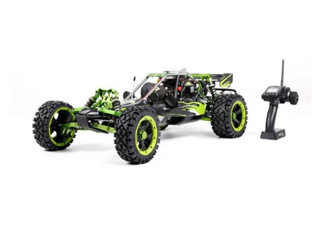 1/5 SCALE 45CC 4 BOLT ENGINE WITH NGK & WALBRO CARB. 2WD GAS POWERED RC BAJA 5B RTR BAJA 450 (2018)