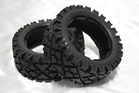 1/5 scale baja 5B All Terrain Tire - Front - 2pcs/set