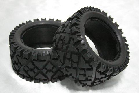1/5 scale baja 5B All Terrain Tire - Rear - 2pcs/set