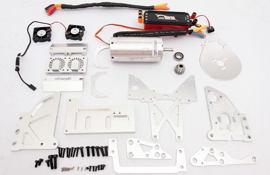 1/5 BAJA 5B/5T E-BAJA ELECTRIC CONVERION KIT (NOT INCLUDE BATTERY) - SET 66082