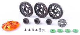 1/5 BAJA 5B/5T/5SC GEAR RATIO (20T 21T 22T: 54T 53T 52T) - SET 66093