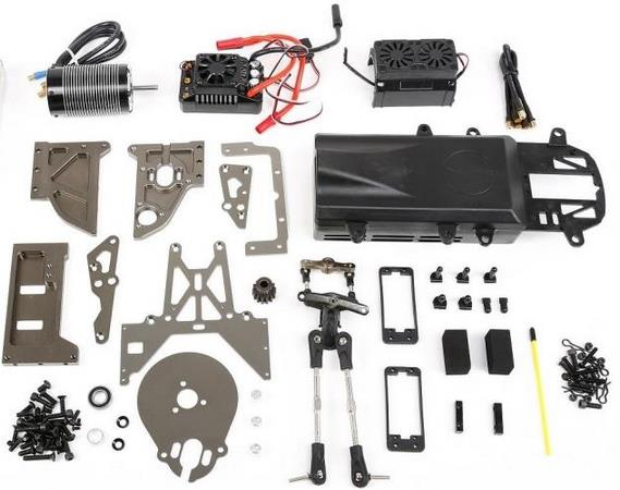 1/5 Baja e-baja conversion kit (from gas baja to electric baja) - set 851921