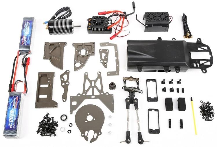 1/5 Baja e-baja conversion kit with batteries (from gas baja to electric baja) - set 851922