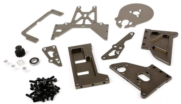 1/5 Baja e-baja conversion kit (from gas baja to e-baja) - set 851925