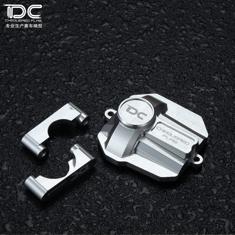 1/10 RC CRAWLER AXIAL SCX10 II 90046 ALLOY SHAFT COVER - SET 90100