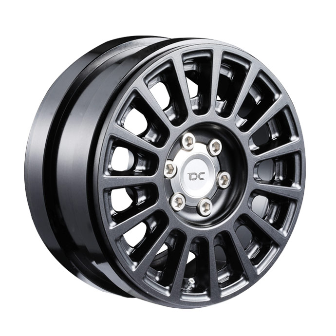 1/10 RC CRAWLER 2.2 INCH ALLOY WHEEL HUB ( RALLY TYPE) - 2PCS/PAIR - 90358