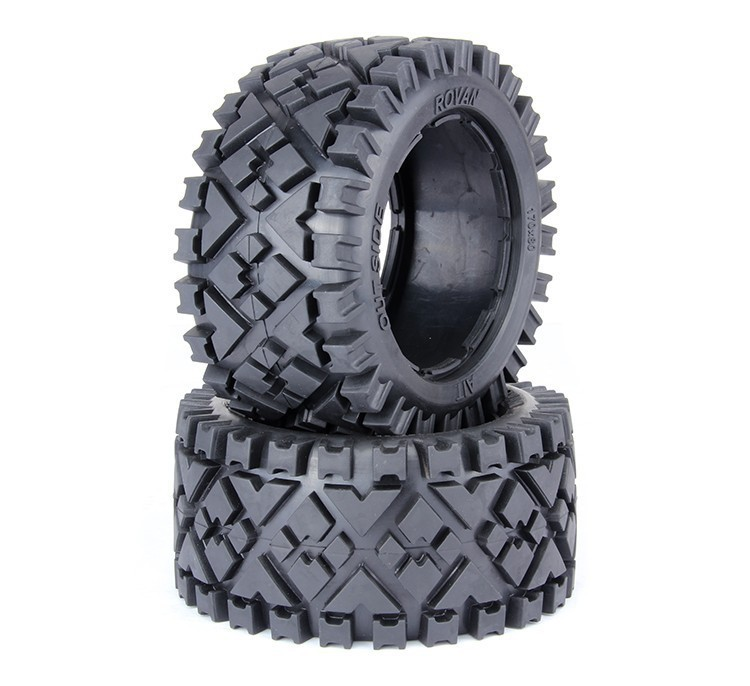 1/5 hpi baja 5B all terrain tires - 2pcs/pair - Rear - 95116