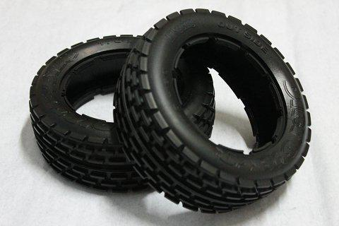 1/5 scale Baja 5B Dirt Tire (Front) 2pcs/pair - B129
