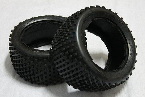 1/5 scale Baja 5B Dirt Tire (Rear) 2pcs/pair - B131