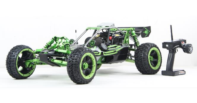 1/5 scale 30.5cc 4 bolt engine with NGK & Walbro carb. 2WD gas powered RC Baja 5B RTR Baja 305A (2015)