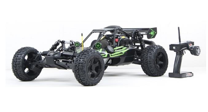 1/5 scale 30.5cc 4 bolt engine 2WD gas powered RC Baja 5B carbon fiber version RTR Baja 305CF (2015)