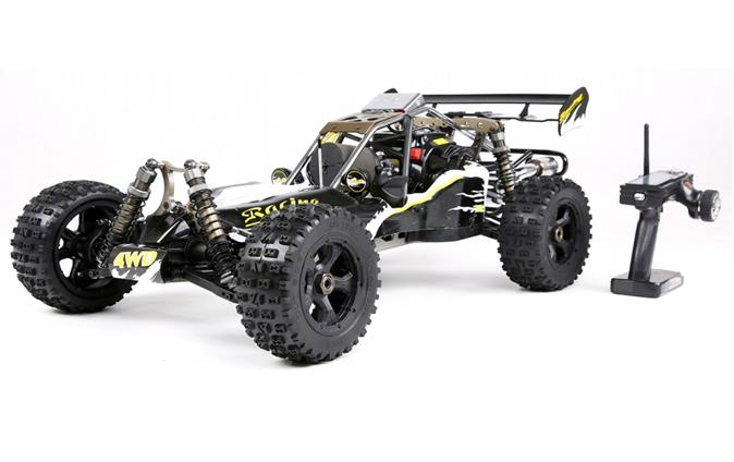 1/5 Scale 36cc 4WD gas powered RC baja 5B with NGK sparkplug and Walbro 1107 carburetor RTR - Baja 360/4WD (2017)