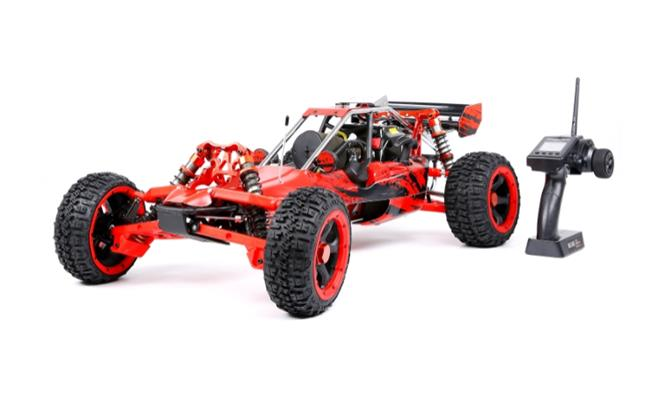 1/5 scale 36cc 4 bolt engine with NGK & Walbro carb. 2WD gas powered RC Baja 5B RTR Baja 360AG (2018)