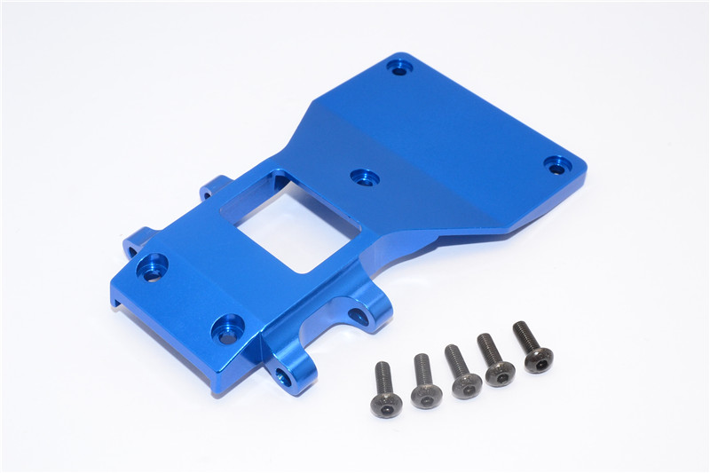 Tamiya CC01 ALLOY FRONT LOWER ARM PLATE - 1PC - CC054M