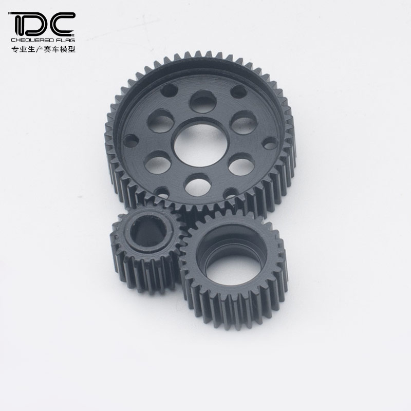1/10 RC CRAWLER AXIAL SCX10 WRAITH strengthen steel gear set for gear box