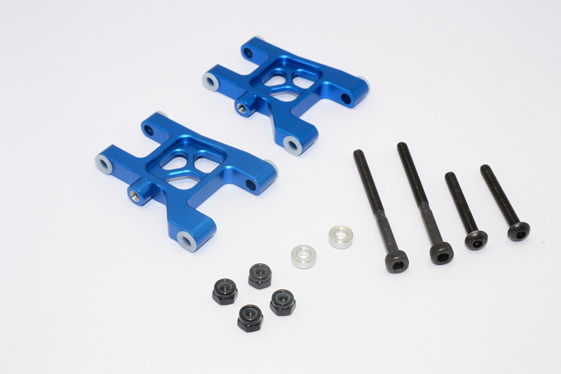 Tamiya M1025 Hummer Alloy FRONT LOWER ARM - pair
