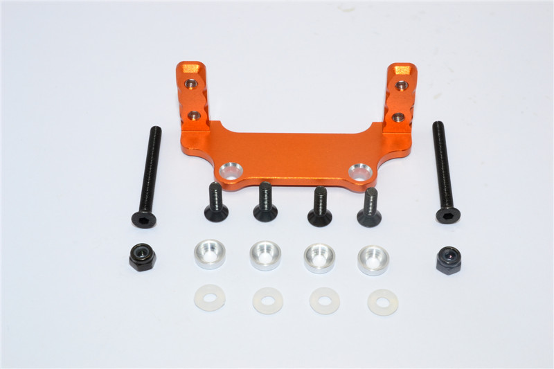 GMADE KOMODO 1/10 RC CRAWLER ALLOY SERVO MOUNT - 1PC SET KOM024