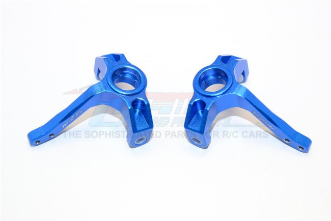 THUNDER TIGER KAISER XS ALLOY FRONT KNUCKLE ARM - PAIR - KXS021