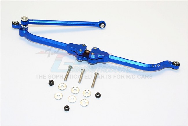 1/10 AXIAL SMT10 ALLOY ADJUSTABLE STEERING LINK - 2PCS SET (FOR RR10 BOMBER, WRAITH, SMT10 MONSTER JAM AX90055, AX90057) MJ160N