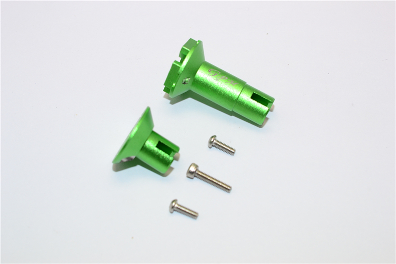 1/18 AXIAL YETI JR AX90052 ALLOY DIFFERENTIAL OUTPUTS FOR REAR GEAR BOX - SET MYT100