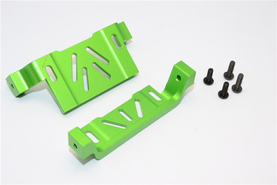 GMADE KOMODO/ SAWBACK GS01 SW 1/10 RC CRAWLER ALLOY BATTERY HOLDER - 2PCS SET SW026