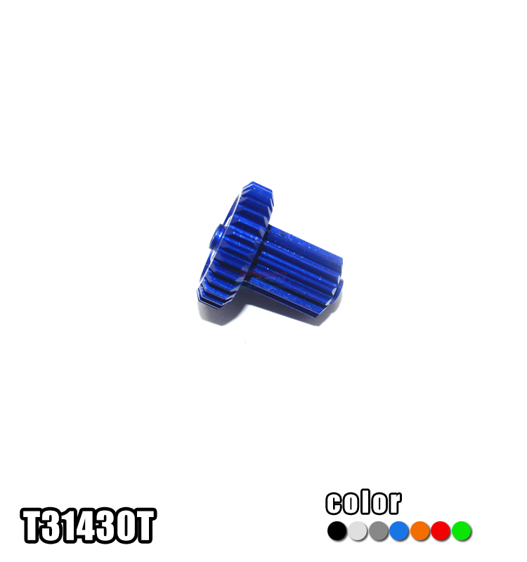 1/8 TAMIYA T3-01 DANCING RIDER 57405 ALLOY COUNTERSHAFT GEAR (14T-30T)-SET T31430T