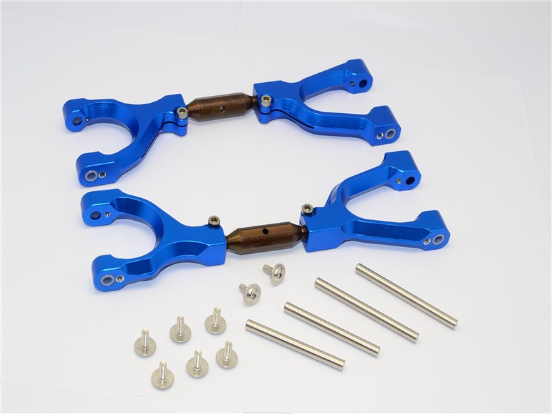 1/5 TRAXXAS X-Maxx Spring Steel Front/Rear Upper Arms -PAIR TXM054SF/R