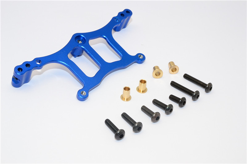 TAMIYA WR-02C ALLOY FRONT SHOCK TOWER - PC WRC2028