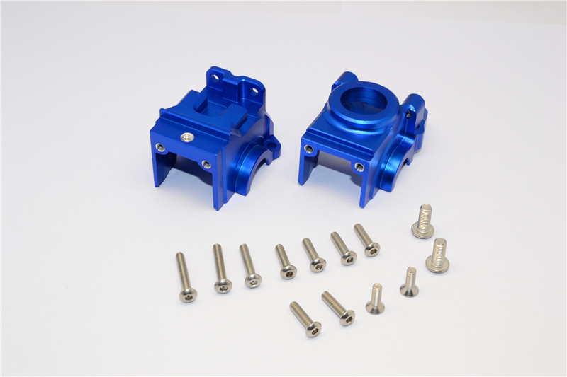 1/7 TRAXXAS XO-1 ALLOY REAR DIFFERENTIAL CASE - 1SET XO013