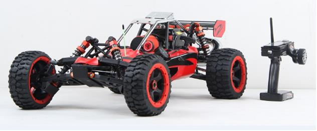 1/5 scale 27.5cc 2WD gas powered RC Baja 5B RTR Baja 275 (2015)