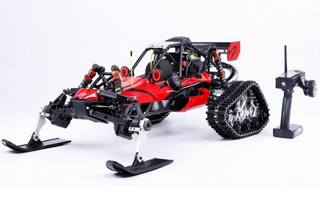 1/5 scale 30.5cc 4 bolt engine with NGK & Walbro carb. 668 2WD gas powered RC Baja 5B RTR Baja 305AS (2017)