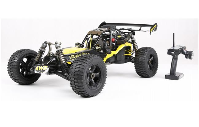 1/5 Scale 32cc 4WD gas powered RC baja 5B with NGK sparkplug and Walbro 813 carburetor RTR - Baja 320/4WD (2017)