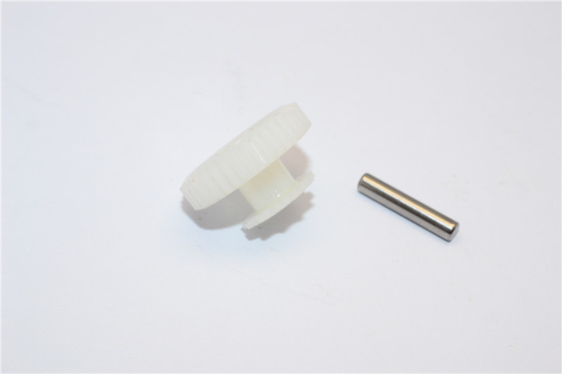 KYOSHO MOTOR CYCLE DELRIN MIDDLE GEAR - 1PC - DKM153