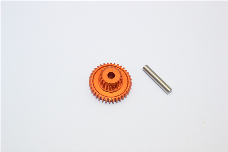 KYOSHO MOTOR CYCLE ALLOY MAIN GEAR - 1PC - KM155