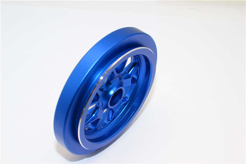 KYOSHO MOTOR CYCLE NSR500 ALLOY FRONT WHEEL KM628/5F