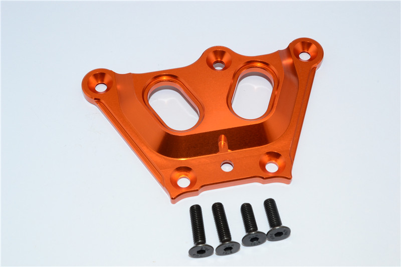 TEAM LOSI 5IVE-T ALLOY 7075 FRONT TOP CHASSIS BRACE - 1PC - LO5T015