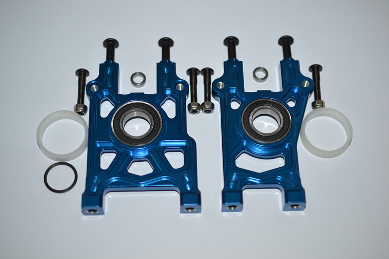 TEAM LOSI 5IVE-T ALLOY CENTER DIFF MOUNT - 1SET