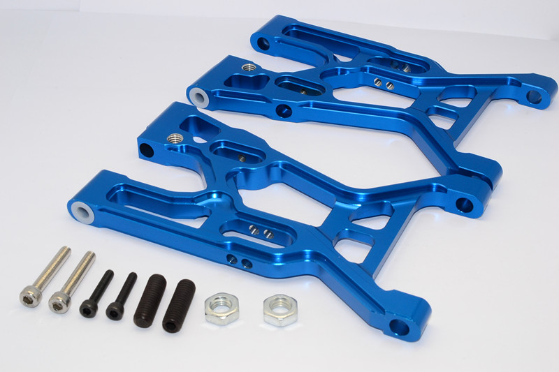 TEAM LOSI 5IVE-T ALLOY 7075 FRONT SUSPENSION ARM - 1PAIR