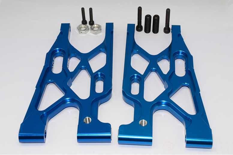 TEAM LOSI 5IVE-T ALLOY 7075 REAR SUSPENSION ARM - 1PR - LO5T056