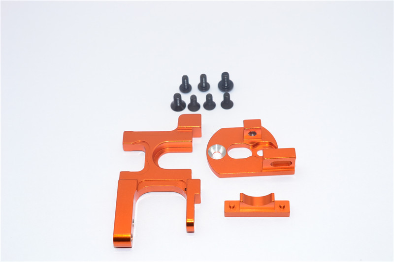 TEAM LOSI MINI 8IGHT ALLOY FRONT KNUCKLE ARM - 1SET -M8021