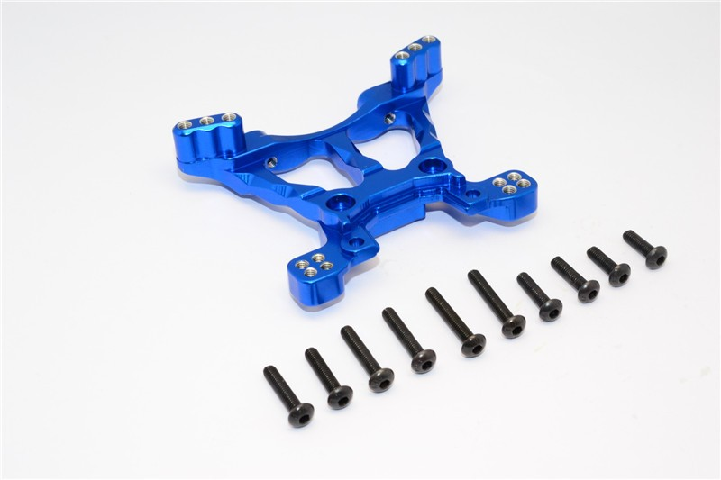TRAXXAS SLASH 4X4 ALLOY FRONT SHOCK TOWER - 1PC - SLA028