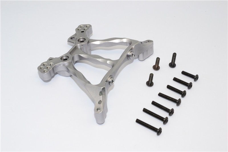 TRAXXAS SLASH 4X4 ALLOY REAR SHOCK TOWER - 1PC - SLA030