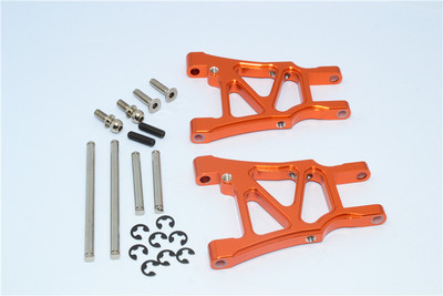 HPI Sprint 2 ALLOY REAR ARM WITH SCREWS & PINS & E-CLIPS - SP2056