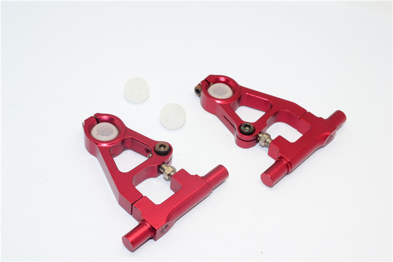 TAMIYA TT-01D ALLOY FRONT UPPER ARM - 1PAIR TT054D