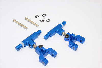 TAMIYA TT-01D ALLOY REAR UPPER ARM - 1PAIR TT057D