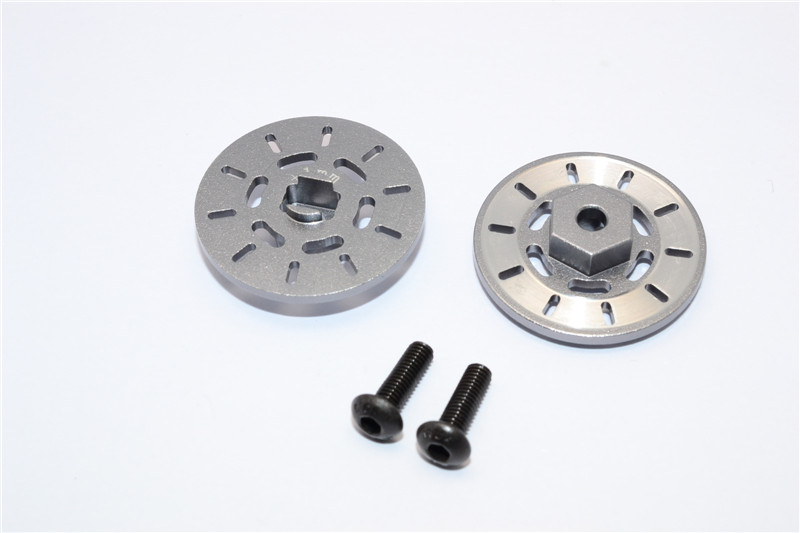 TRAXXAS 1/18 LATRAX RALLY ALUMINIUM BRAKE DISK HEX ADAPTER (+1MM